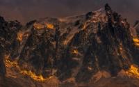 картинки золотые альпы