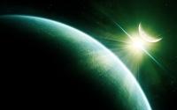 картинки космический свет