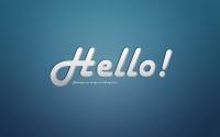 картинки hello!