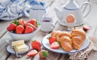 картинки летний завтрак