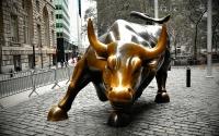 картинки бык на уолл-стрит