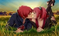 картинки naruto in love