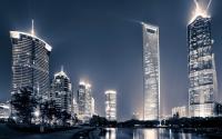 картинки огни города