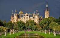 картинки шверинский замок