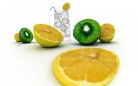 картинки киви и лимон