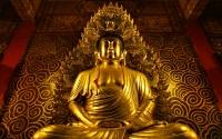 картинки золотой будда