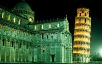 картинки пизанская башня