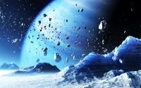 картинки ледяная планета