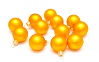картинки золотые шарики