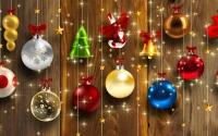 картинки рождественские украшения