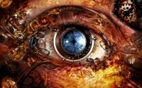 картинки голубой глаз