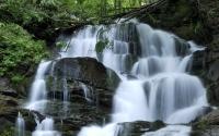 картинки водопад шипот
