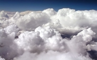 картинки кучевые облака