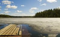 картинки озеро ястребиное