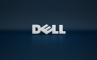 картинки dell blue background