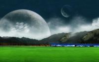 картинки зеленая мечта