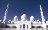 картинки grand mosque abu dhabi
