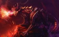 картинки огнедышащий дракон