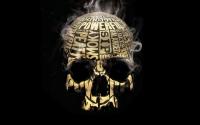 картинки череп курильщика