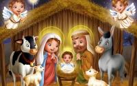 картинки история рождения христа