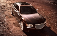 картинки chrysler 300c luxury edition