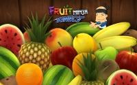 картинки fruit ninja kinect