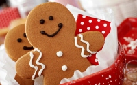 картинки рождественское печенье